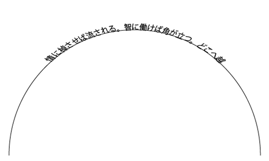 引力状態のテキスト