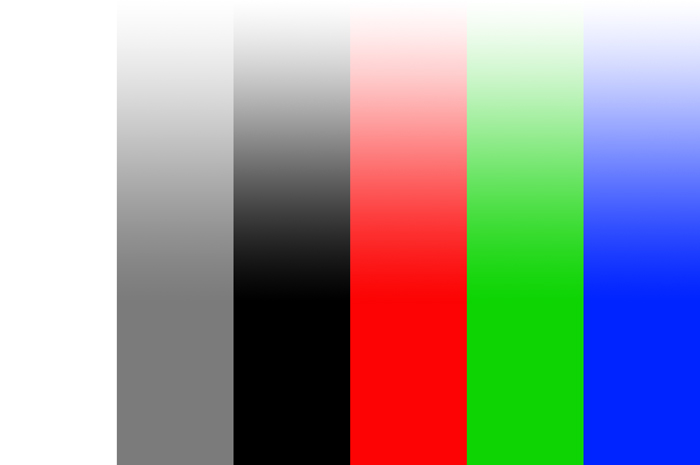 Blend color