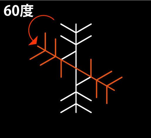 雪の結晶5