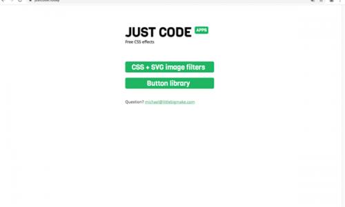 Just Code