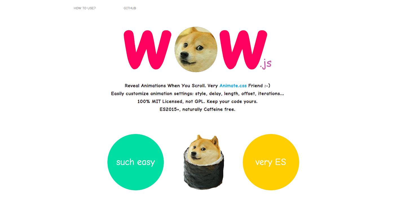 wow.jsの画像